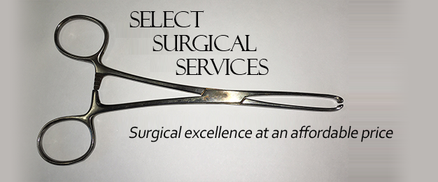 Select Surgical Services | Surgical excellence at an affordable price